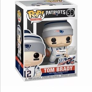 Tom Brady Funko POP! Fanatics Exclusive Patriots